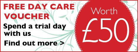 Free Day Care Voucher